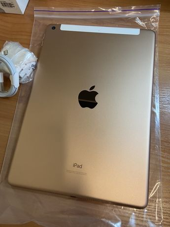 Новий iPad 7 Wi-Fi+Lte(4G) 32gb Gold