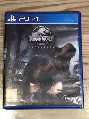 Era Jurassic World Evolution PS4