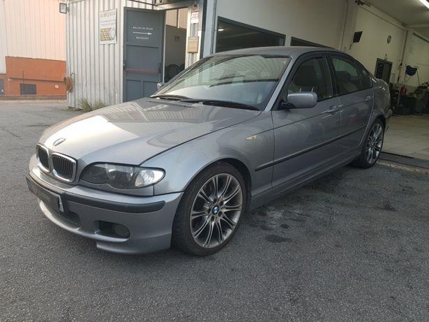 CENTRO DE ABATE... MYBMW BMW E46 320D PACK M SPORT