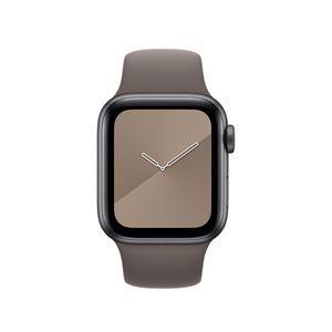 Bracelete para Apple Watch Solo loop Coastal gray / cinza NOVA