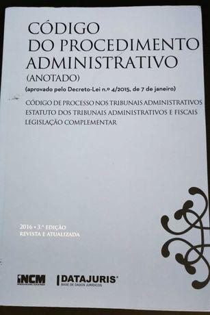 Código de Procedimento Administrativo - Anotado
