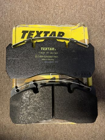 Klocki hamulcowe TEXTAR (T3032)