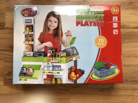 Market - nowy zestaw do zabawy w sklep