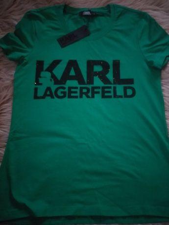 Koszulka Karl Lagerfeld