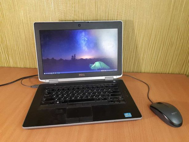 Ноутбук Dell, Intel Core i7(3,6Hz), ОЗУ 8G, SSD 256Gb, Nvidia NVS5200