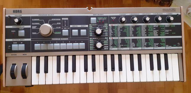 Korg Microkorg, sintetizador vocoder