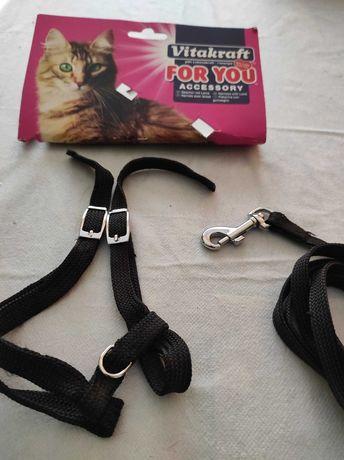 Arnês para gato ou gata