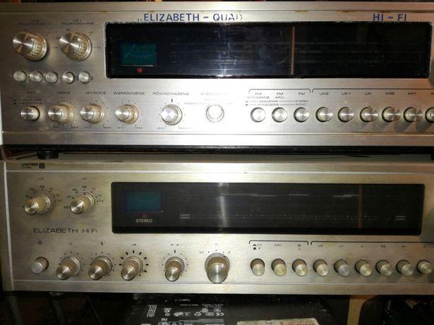 Zabytkowe radia Elisabeth, Pionier, Amator, Kleopatra i inne