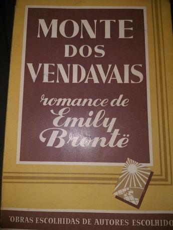 """""""Monte dos Vendavais"""" Emily Brontë"""