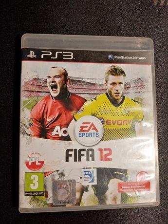 FIFA 12 - Gra na PS3