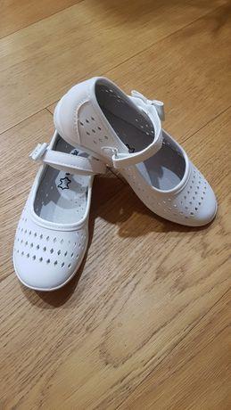 Nowe baleriny dla dziewczynki