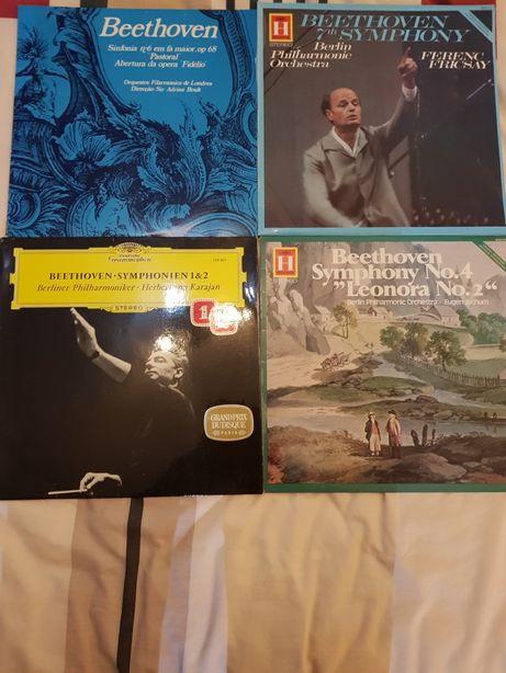 Discos vinil Beethoven
