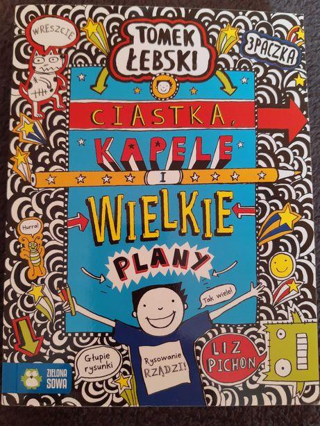Tomek Łebski Ciastka Kapele i wielkie plsny