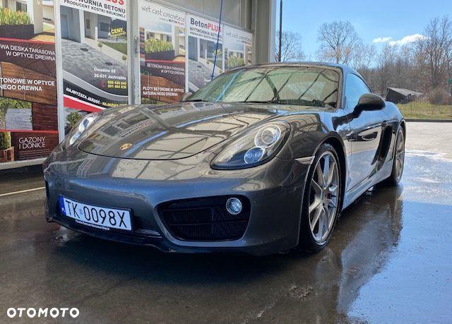 Porsche Cayman Porsche Cayman S, Fa VAT, zamiana na Ferrari, Lamborghini, Mclaren, R8