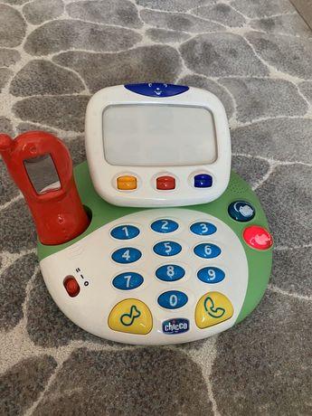 Видеотелефон Chicco в идеальном состоянии