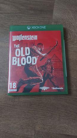 Wolfenstein Old blood Xbox One