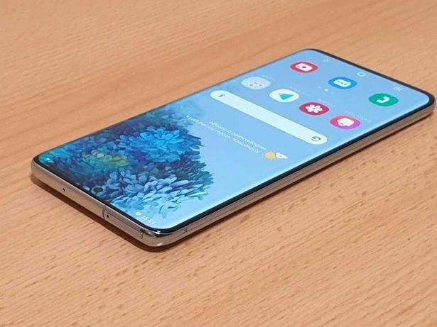 Смартфон Samsung Galaxy S20 Plus 8/128GB Duos Cloud Blue Официальный