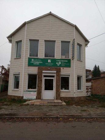 Продам здание в г. Мала Виска, 170 кв.м., офис, магазин -24.000$ торг