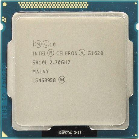 Процессор Intel Celeron G1620 2.70GHz