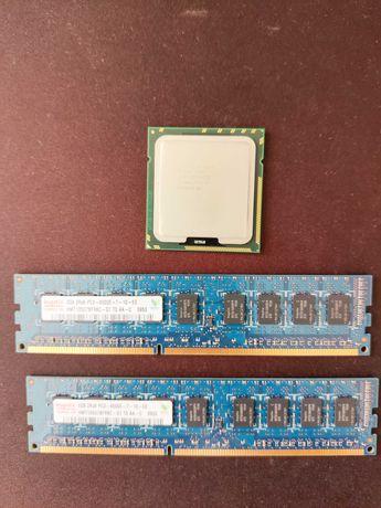 Processador Intel Xeon E5530 + 4GB RAM