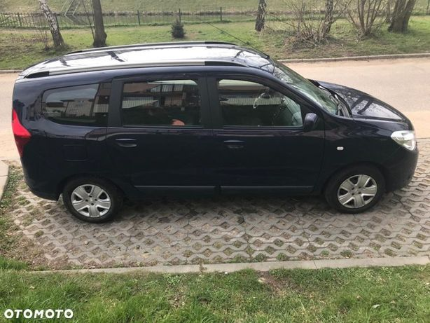 Dacia Lodgy Auto w bardzo dobrym stanie