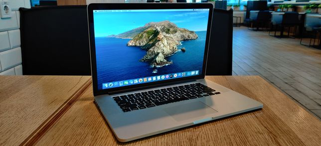 Macbook pro 15 2014: Core i7/Intel Iris Pro/Ram 16Gb/SSD 256 идеал. с.