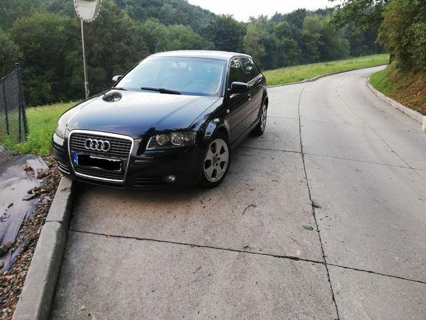 Sprzedam Audi a3 8P 1.9 TDI sportback