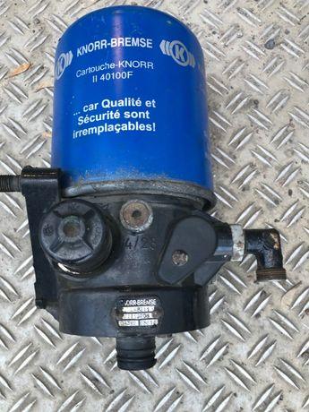 Влагоотделитель, осушитель воздуха Knorr-Bremse на MAN ман Renault