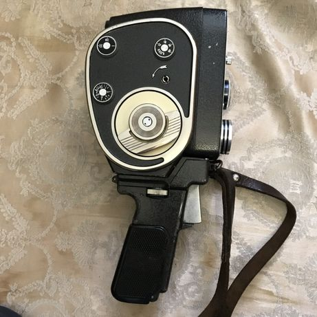 Кинокамера кварц М
