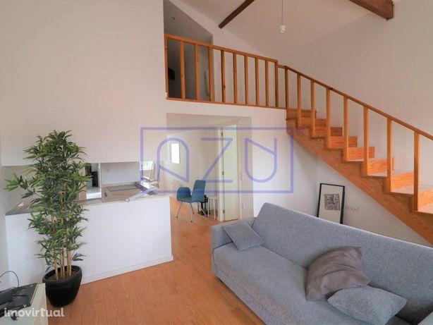 Apartamento T1 Duplex c/ varanda