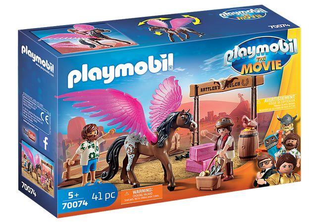Playmobil 70074 The Movie - Marla e Cavalo - NOVO