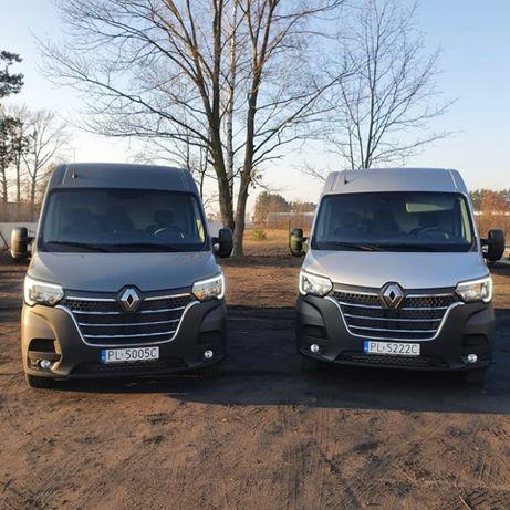 Wypozyczalnia Samochodu Wynajem Renault Master Leszno