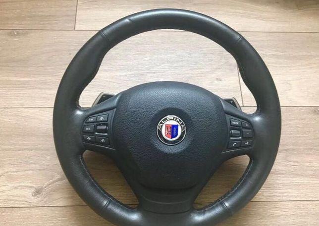 Руль BMW Alpina F30