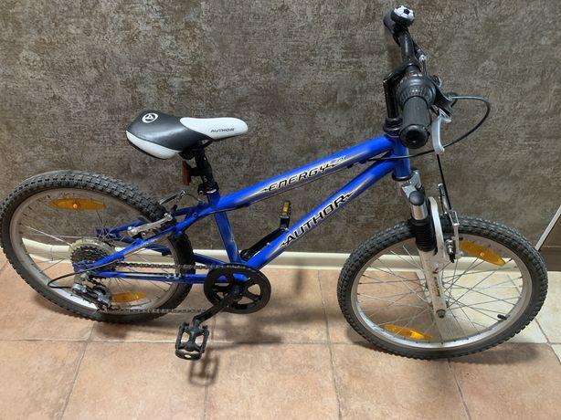 """Велосипед Author Energy  sx """"20"""" рама 10"""""""