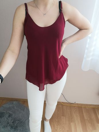 Bluzka na ramiączkach