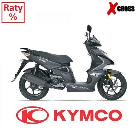 Super Skuter Kymco Super 8 50 Raty % Dostawa od ręki