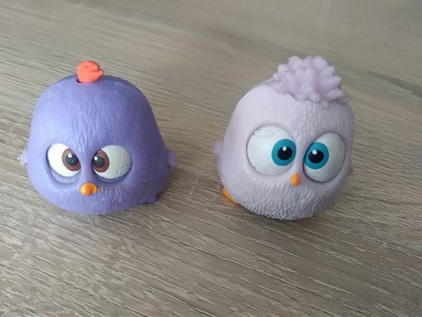 Angry birds figurki gumowe