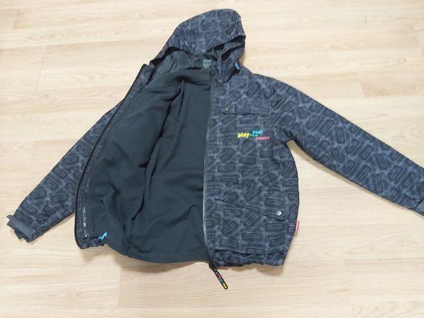 Chłopięca kurtka + bluza 2w1 Cocodrillo 158,wiek 12-14 lat