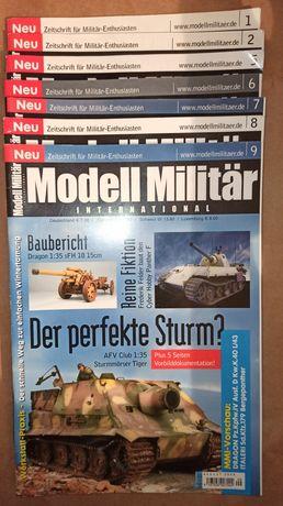 Modell Militär International-Model Military International Magazine