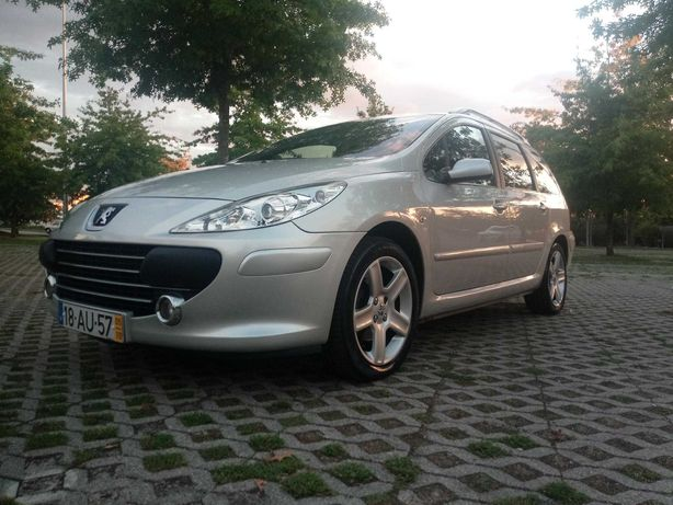 Peugeot 307SW 1.6Hdi 110cv