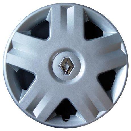 """Jogo de 4 tampões de rodas Renault Clio 2 jante 14 """""""