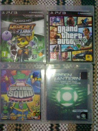 Jogos ps3 herois plataformas e gta5