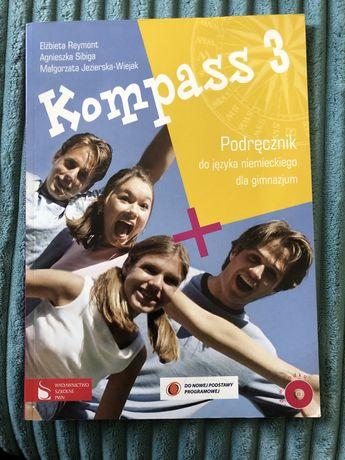 Podręcznik do języka niemieckiego Kompass3