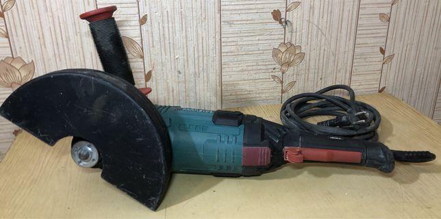 Болгарка → Parkside PWS 230 C3 на 2 кВт.   Ø диску 230 мм.
