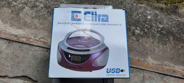 Radio Eltra CD 98 z USB