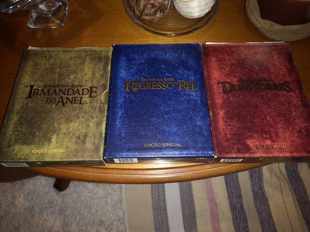 Trilogia Senhor dos Anéis - Edição Especial