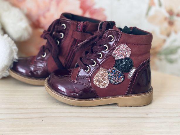 Ботинки ортопедические Woopy Fashion