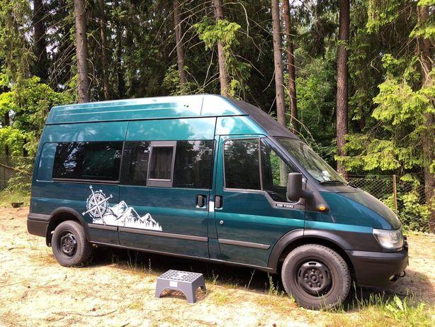 Ford transit kempingowy kamper
