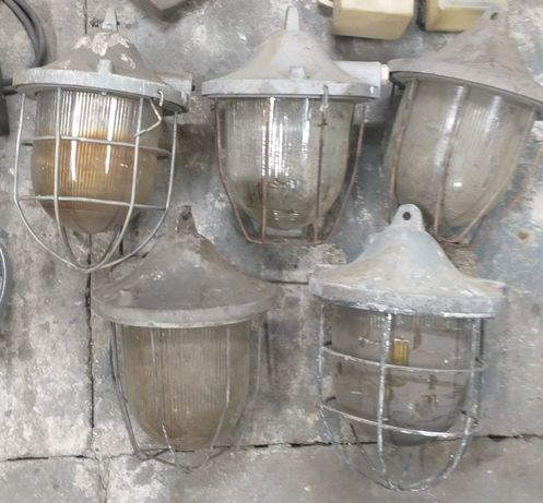 Sprzedam Lampy stare