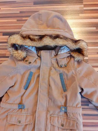 Mayoral kurtka zimowa r.92 +GRATISY!